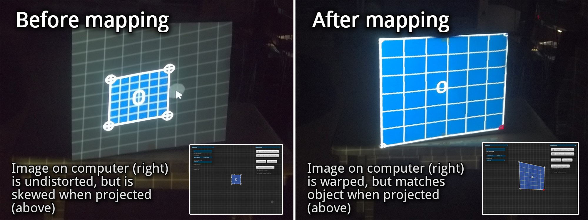 Introduction to projection mapping — Jason Webb